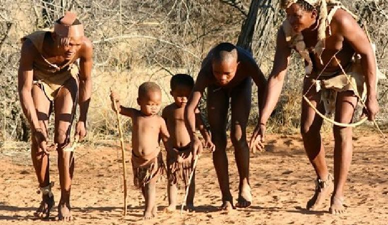 Kalahari Tracking Expedition with the San Bushmen